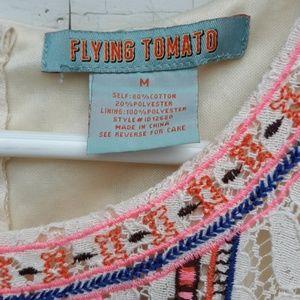 Flying Tomato Dresses - Flying tomato lace dress.  Size medium